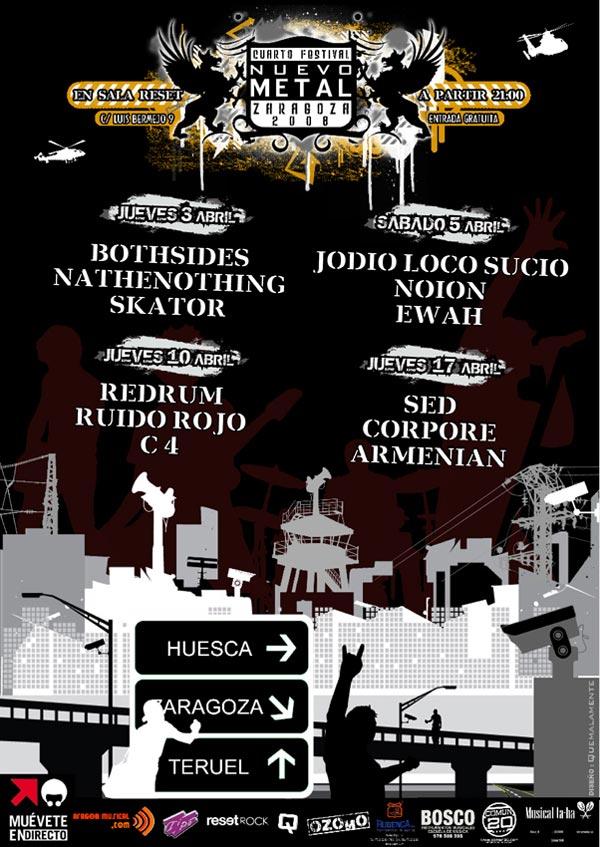 IV Festival Nuevo Metal Zaragoza