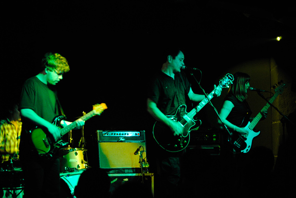 THE WEDDING PRESENT EN ZARAGOZA