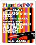 Ampliar tamaño del cartel del PlastidePOP 2004
