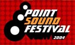 Ampliar cartel del POINT SOUND FESTIVAL