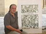 Vicente Badenes, autor del cartel de fiestas 2004
