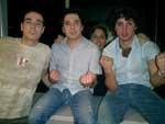 Ampliar foto de ASUNTOS INTERNOS: Miguel, Pepete, Alberto y Genio Chano