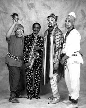 Imagen ART ENSEMBLE OF CHICAGO