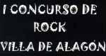 I CONCURSO DE ROCK VILLA DE ALAGÓN