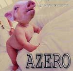 Portada del nuevo disco de Azero