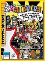 Ampliar portada Nº9 del cómic MALAVIDA