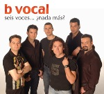 Portada del disco de b vocal