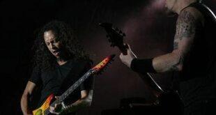 Metallica en Zaragoza. Fotos, Niclas Swanlund