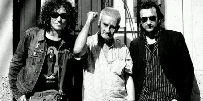 Bunbury, Panero y Carlos Ann