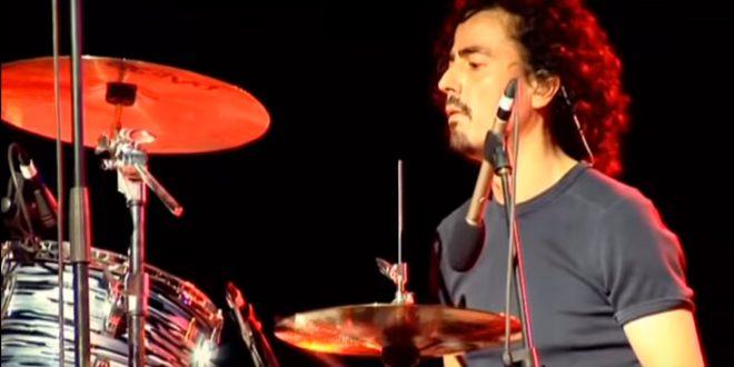 Pedro Andreu. Ensayos Zaragoza Tour 2007