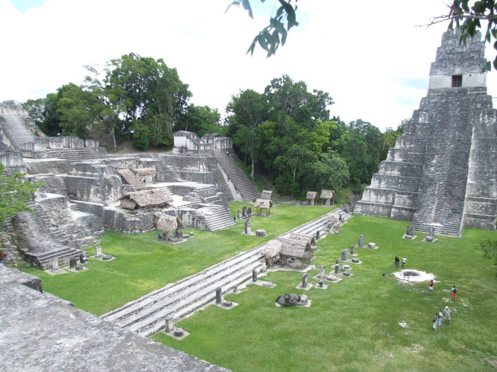 Imagen de Tikal