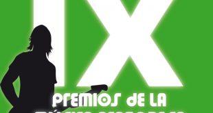 Portada del cedé de los IX Premios de la Música Aragonesa