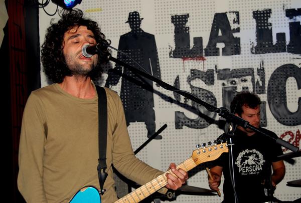 HOLYWATER + FACUNDA. La Ley Seca. Zaragoza, 18/11/10