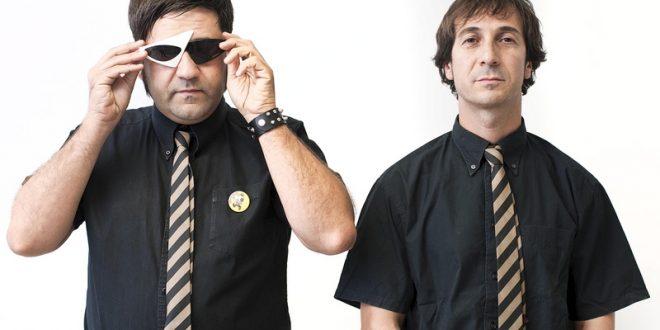 Mariano Bazco junto con Carlos Higueras son Starkitch Pinchadiscos