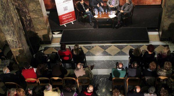 Foto: LOS LUNES DEL PRINCIPAL. Por: Actividades Culturales de Universidad San Jorge.