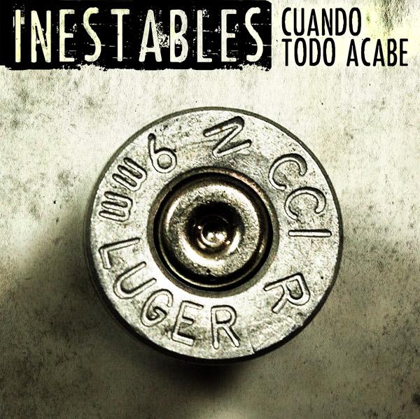 Caratula del nuevo EP de Inestables