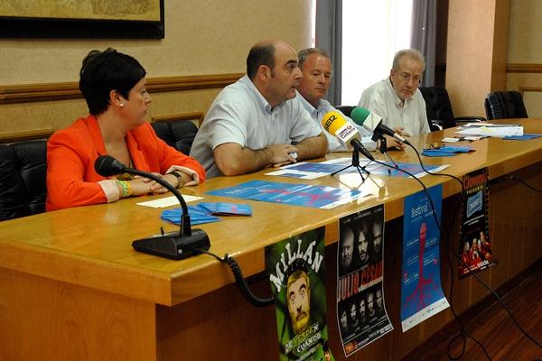 Foto: Rueda de prensa 20º FESTIVAL CASTILLO DE ALCAÑIZ