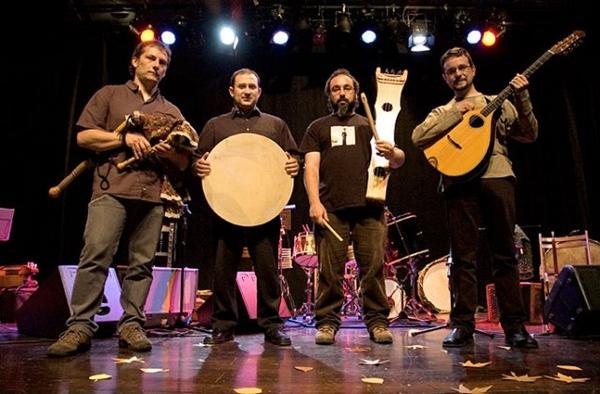 Foto: DULZAINEROS DEL BAJO ARAGÓN