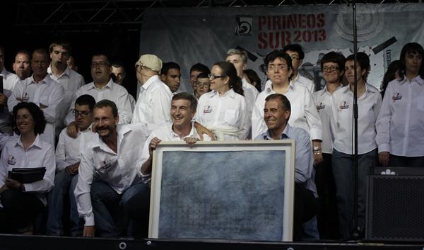 Foto: CORO DE ATADES HUESCA