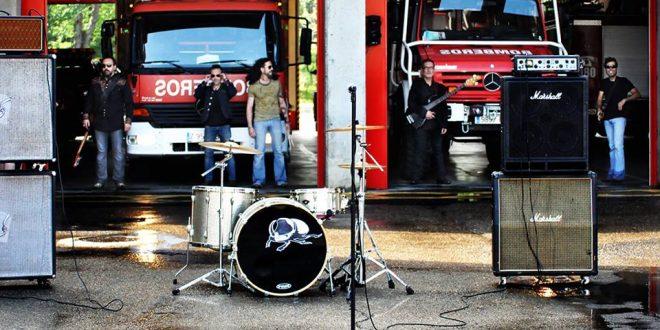 Foto: Durante la grabación del videoclip
