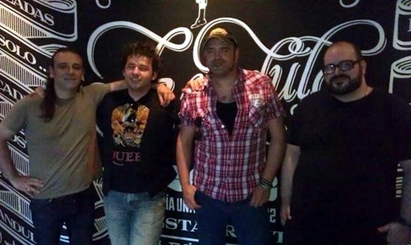 Foto: GABY MORGAN Y LOS TITANES DEL ROCK
