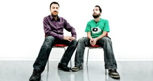 David Chapín y Sergio Falces. Foto realizada por Beatriz Pitarch