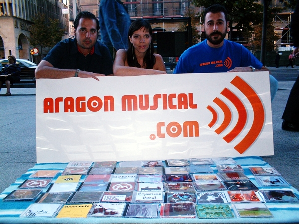 Foto de izquierda a derecha: SERGIO FALCES, BEATRIZ PITARCH y DAVID CHAPÍN