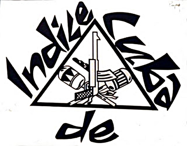 Portada: ÍNDICE DE CUBA, maqueta 1986-1987