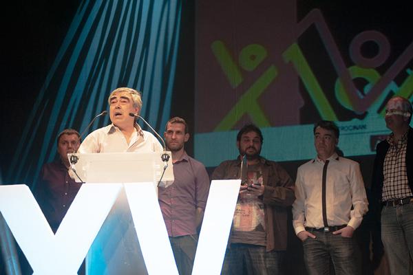 Premio Especial a la Federación Aragonesa de Radios Libres