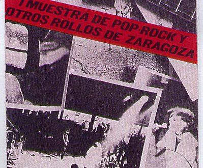 Muestra de Pop Rock y Otros Rollos