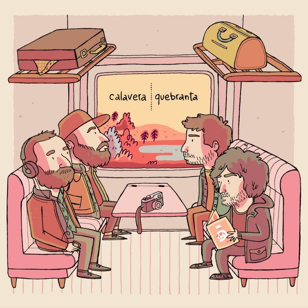 Calavera - Quebranta