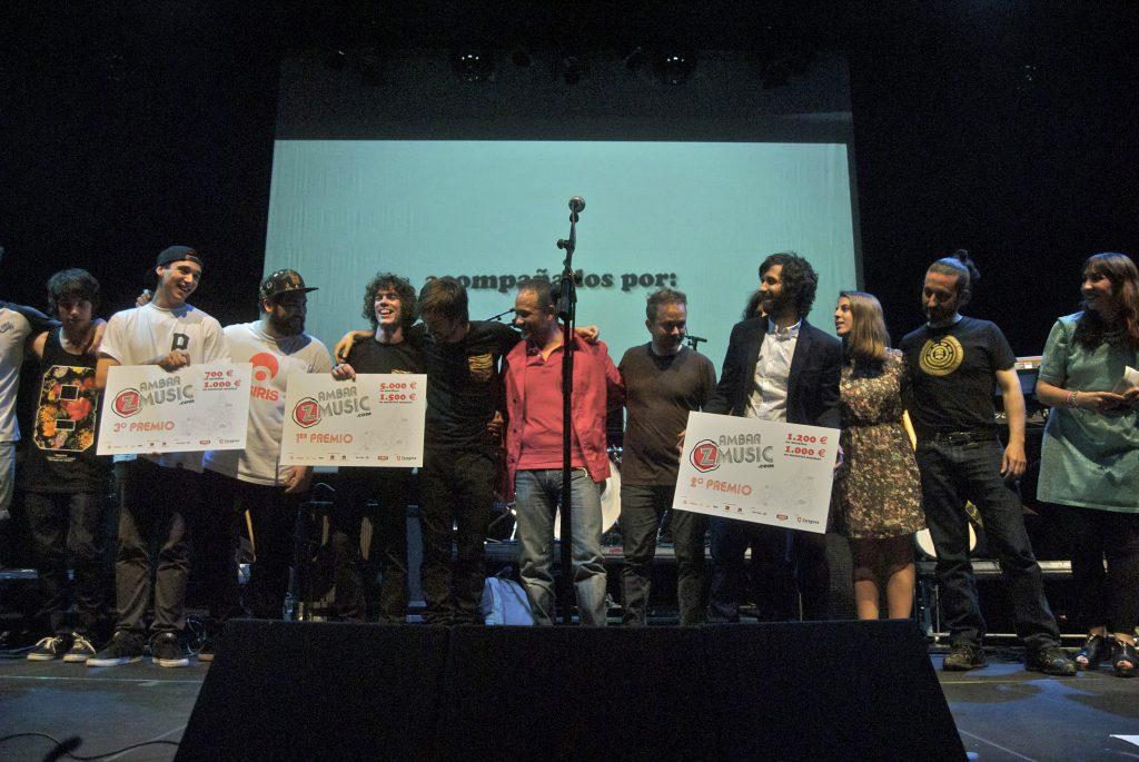 Finalistas del AmbarZ 2014