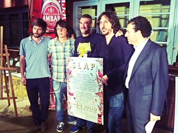 Foto: SLAP! FESTIVAL. Por: Aragón Musical.