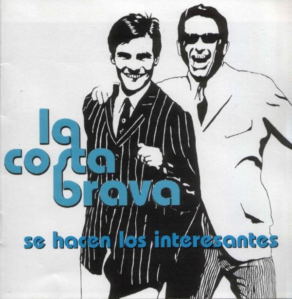 Portada:'Se hacen los interesantes' de LA COSTA BRAVA. 2004.