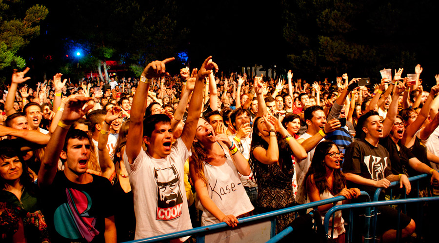 Éxito de Público en el Slap! 2014 - Fotos: Zarzel