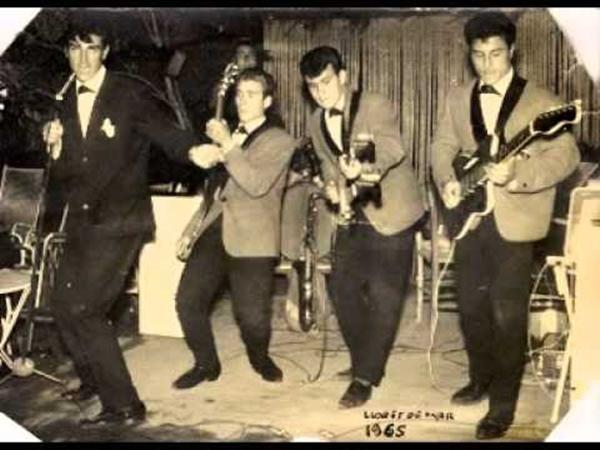 Foto: GAVY SANDER'S, zaragozano pionero del rock y uno de los protagonistas de esta temporada.