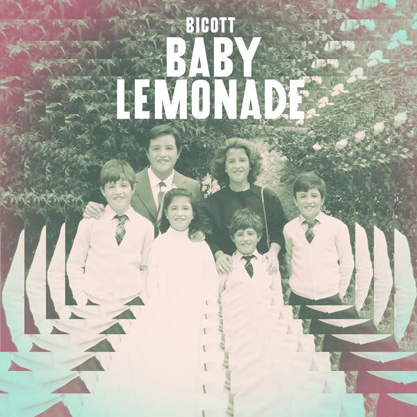 "Portada de ""Baby lemonade"", de Bigott"