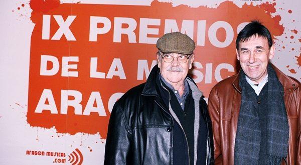 Joaquín Carbonell celebra medio siglo sobre los escenarios