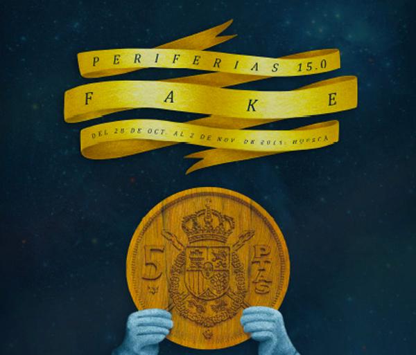 Cartel de Periferias, por Carlos Aquilué.