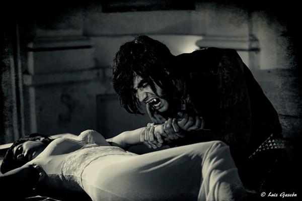 Fotograma del videoclip de Los Lügers. Por: Luis Gascón.