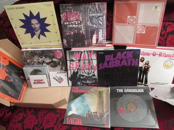 Pig Records