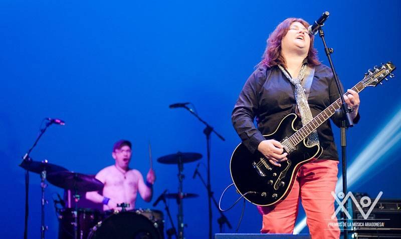 Regreso de La Nube en los XV Premios de la Música Aragonesa
