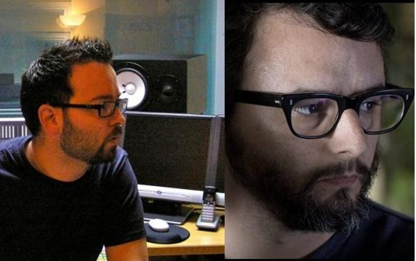 Chechu Martínez de Estudios Séptimo Cielo y el actor y director de cine Darío Paso