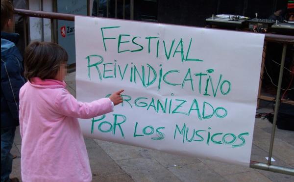 Roscón Rock. Por: Aragón Musical.
