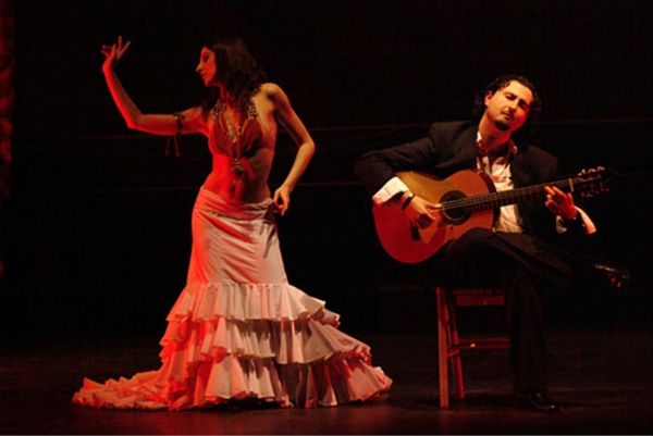 Carlota Benedí y Alejandro Monserrat