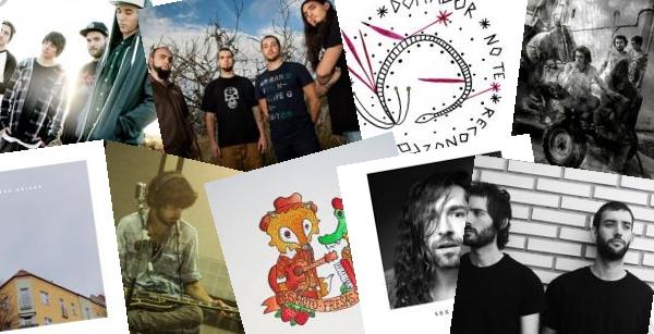 Fotos presentadas al Ámbar Z Music 2015 por parte de cada semifinalista.