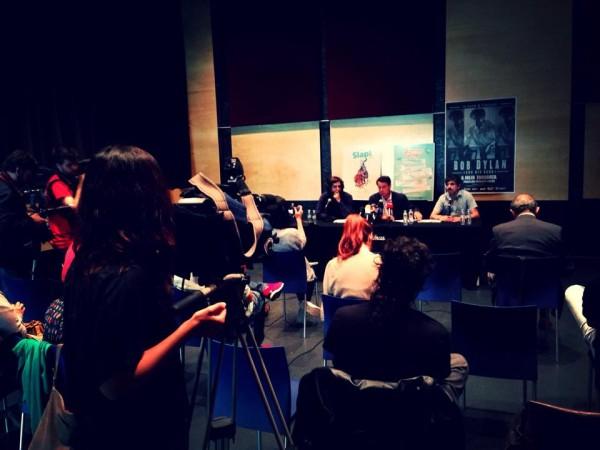 Rueda de prensa del Summer in the Zity. Por: Aragón Musical.