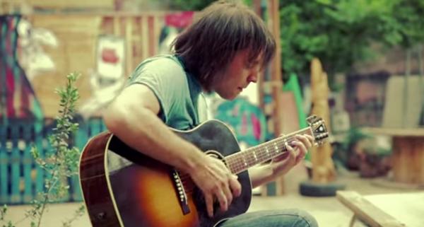 Fotograma del vídeo de Miguel Rivera