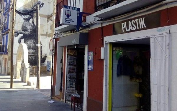 Plastik y el Solar del Conejo. Por: Zaragoza Guía.