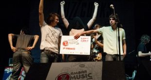 My Expansive Awareness, ganadores del Ámbar Z Music 2015.